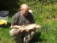 First ever barbel