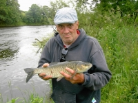Gary Hogan first ever Chub